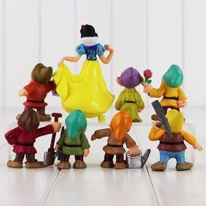 Disney Accents - ✨✨Disney's Animator's Snow White & 7 Dwarfs Set✨✨